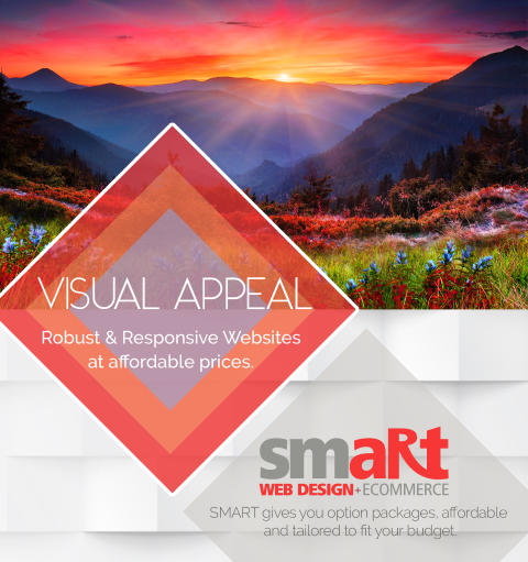 smart visual appeal
