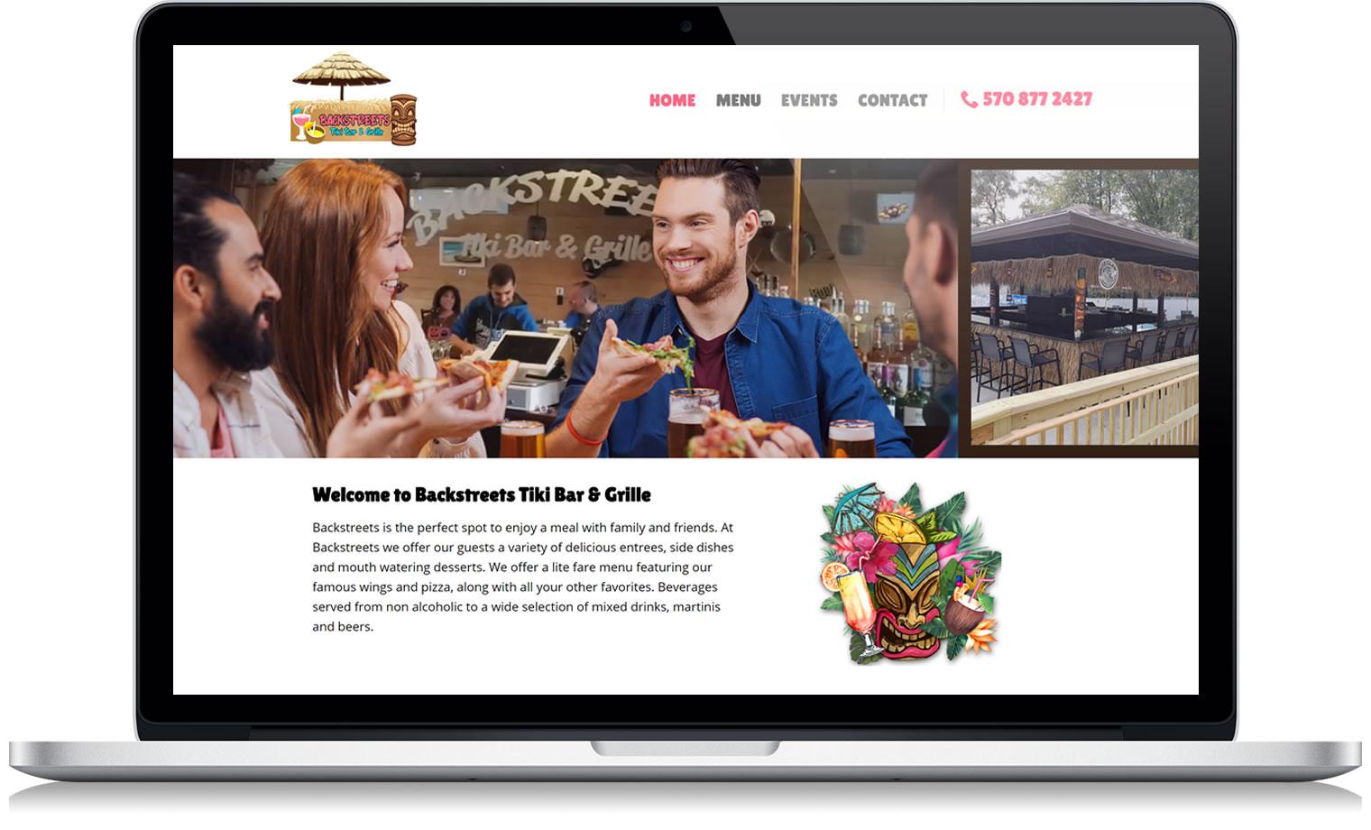 backstreets website